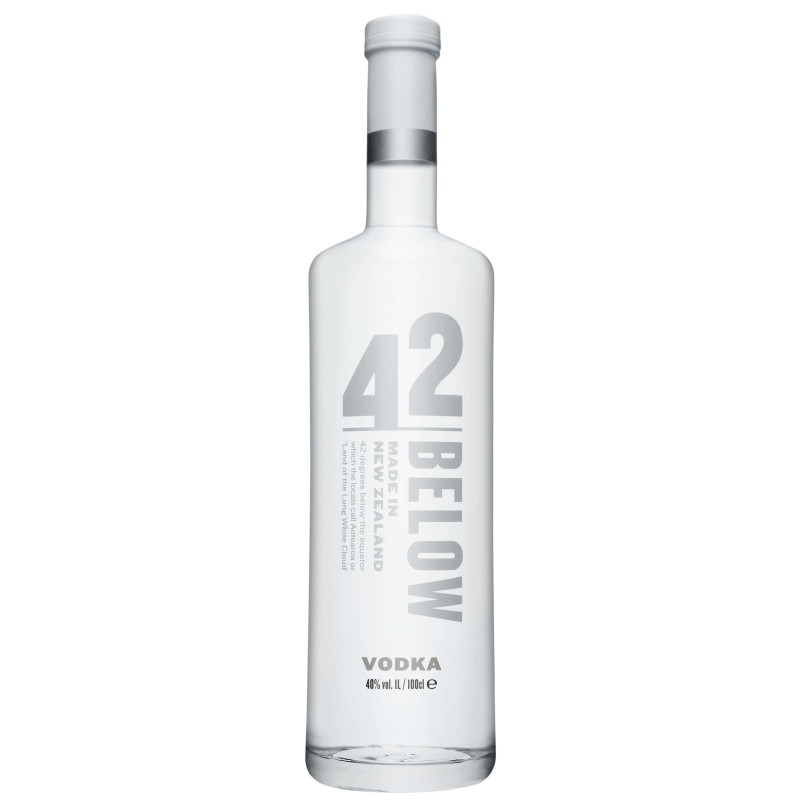 42 Below Vodka Pure 1L