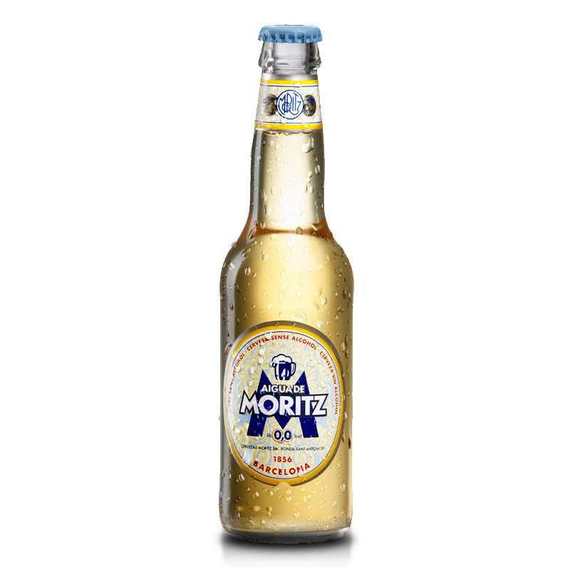 Aigua de moritz non alcoholic beer from barcelona spain moore wilson 39 s - How is non alcoholic beer made ...