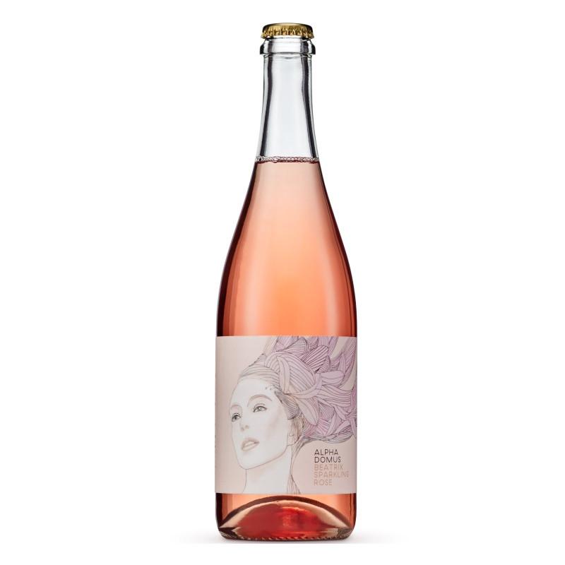Alpha Domus Beatrix Sparklng Rose