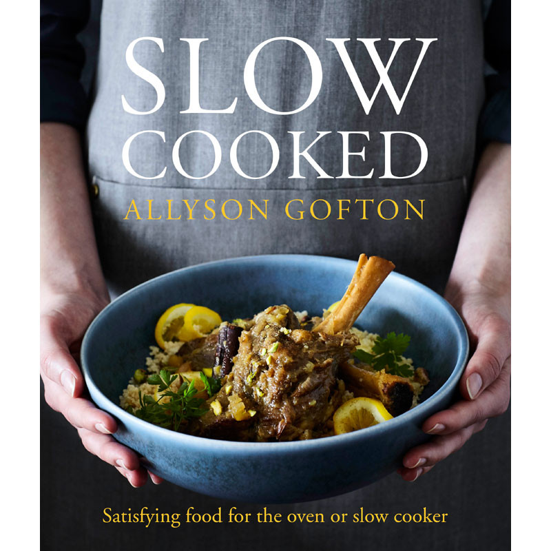 slow-cooked