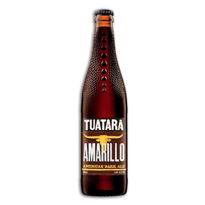 Tuatara Amarillo Dark Ale 6pk 330ml