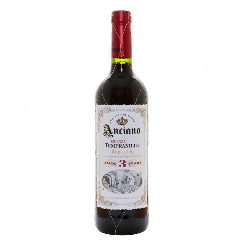 Anciano 3 Year Tempranillo Crianza