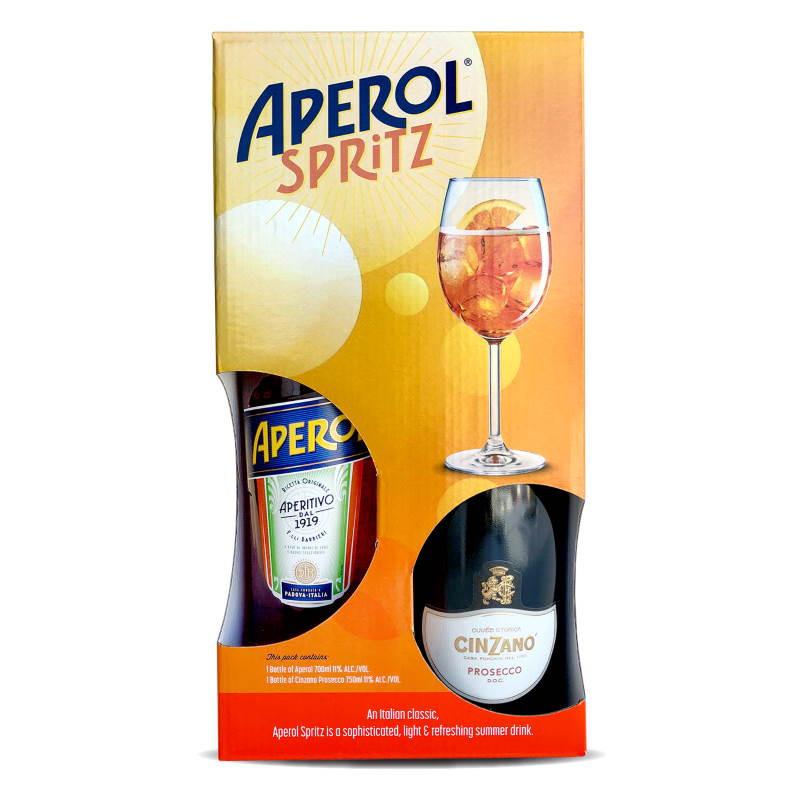 Aperol Spritz + Prosecco Twin Pack