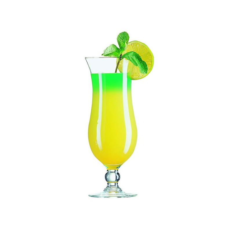 Arcoroc Hurricane Cocktail Glass 440ml - 6 pack