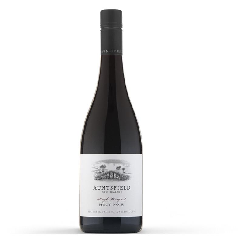 Auntsfield Single Vineyard Pinot Noir