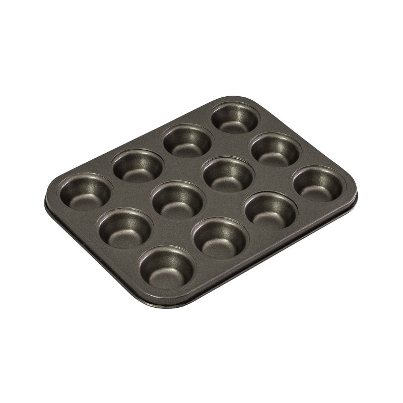 Bakemaster 12 Cup Mini Muffin Pan