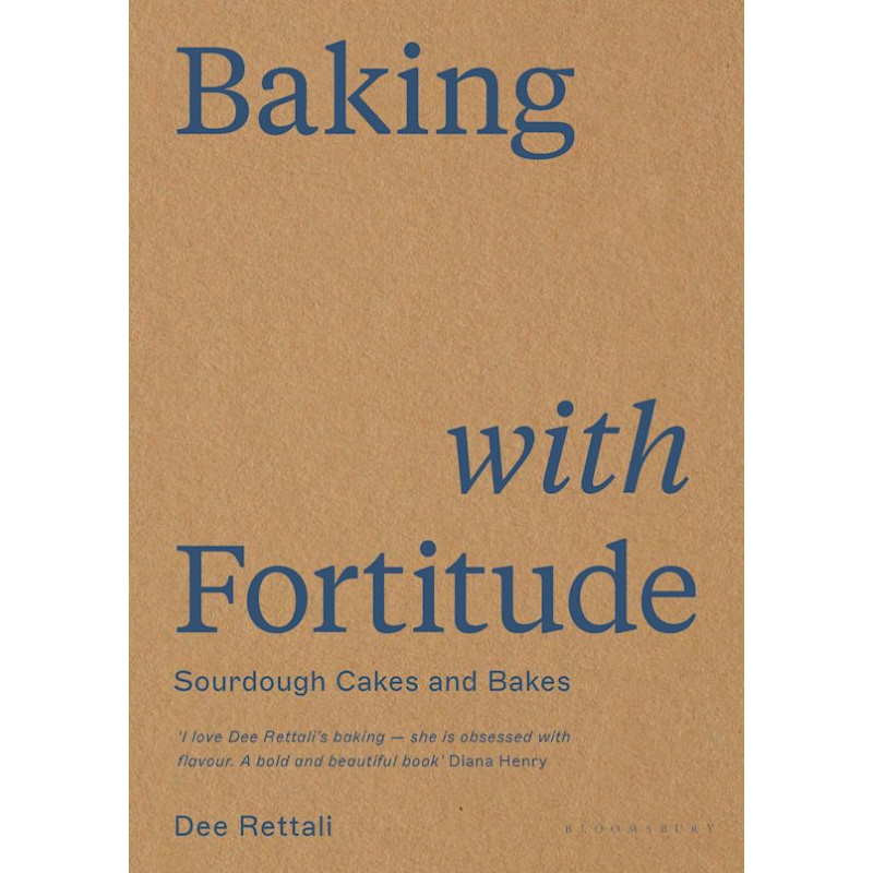 Baking With Fortitude