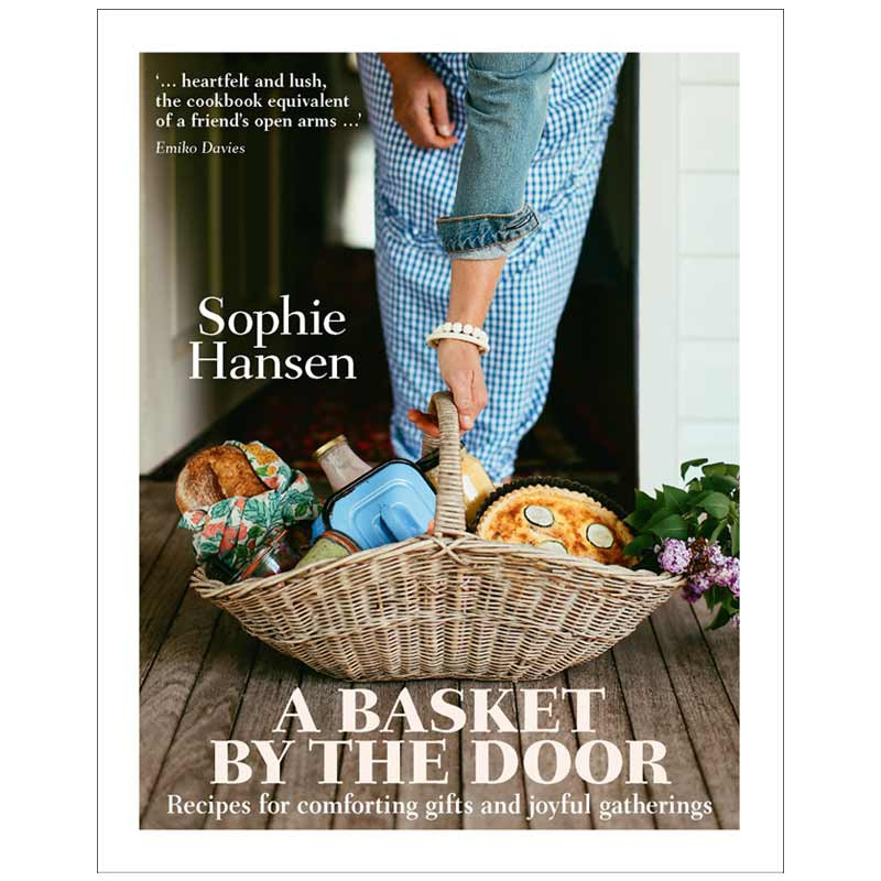 A Basket by the door cover