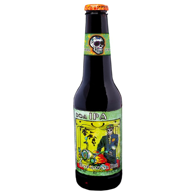 Beer Of The Dead IPA