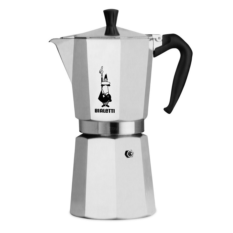 Bialetti Moka Coffee Maker 12 Cup