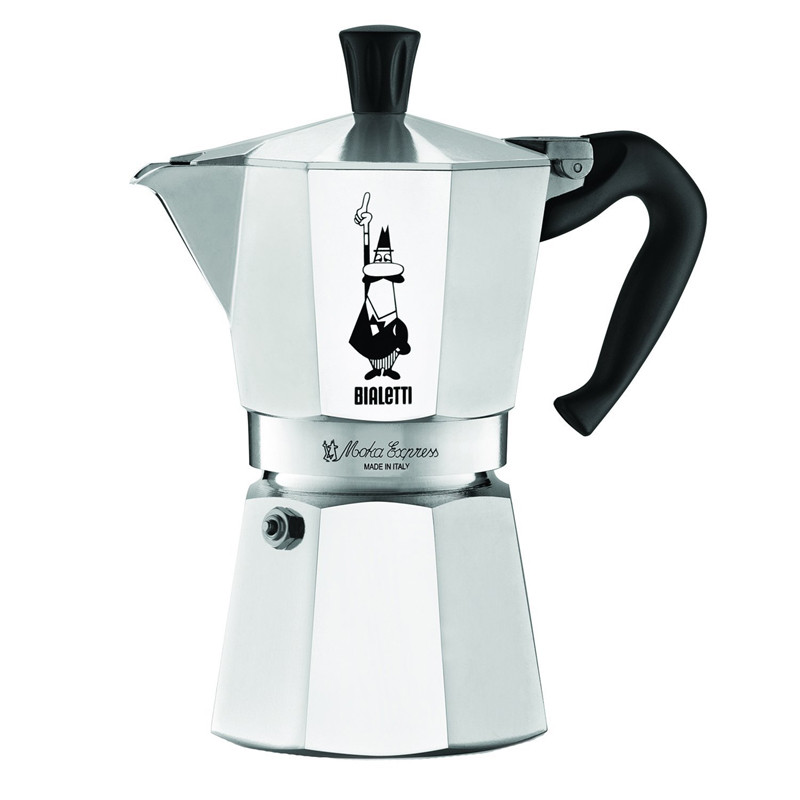 Bialetti Moka Coffee Maker 6 Cup