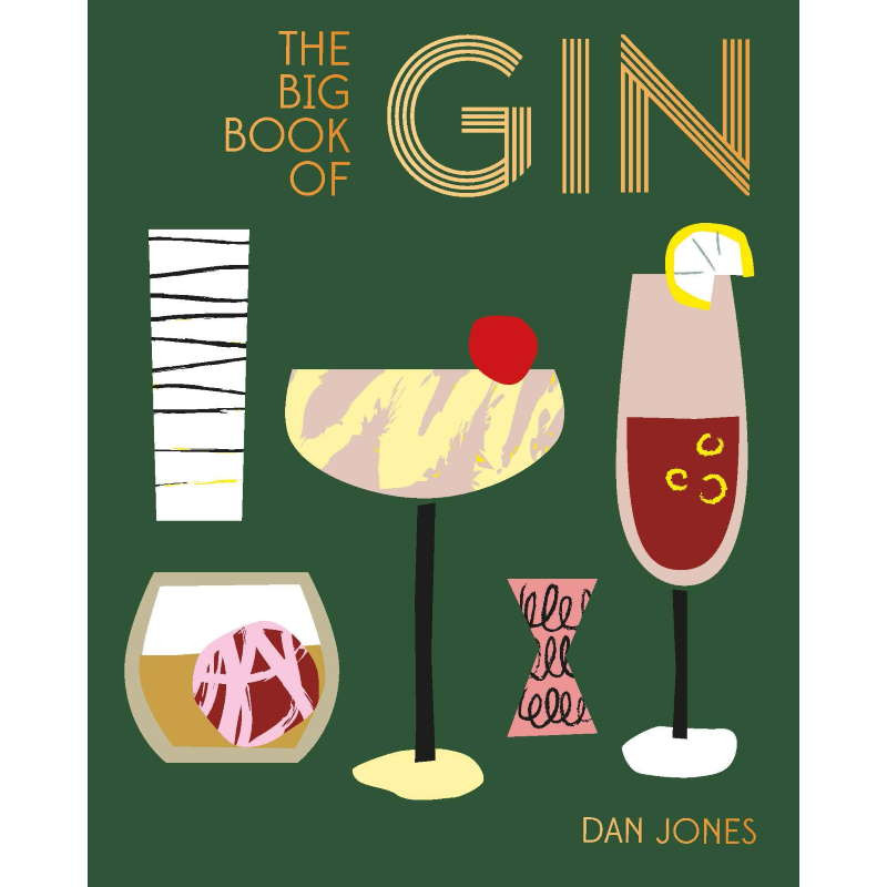 Big Book of Gin Cover