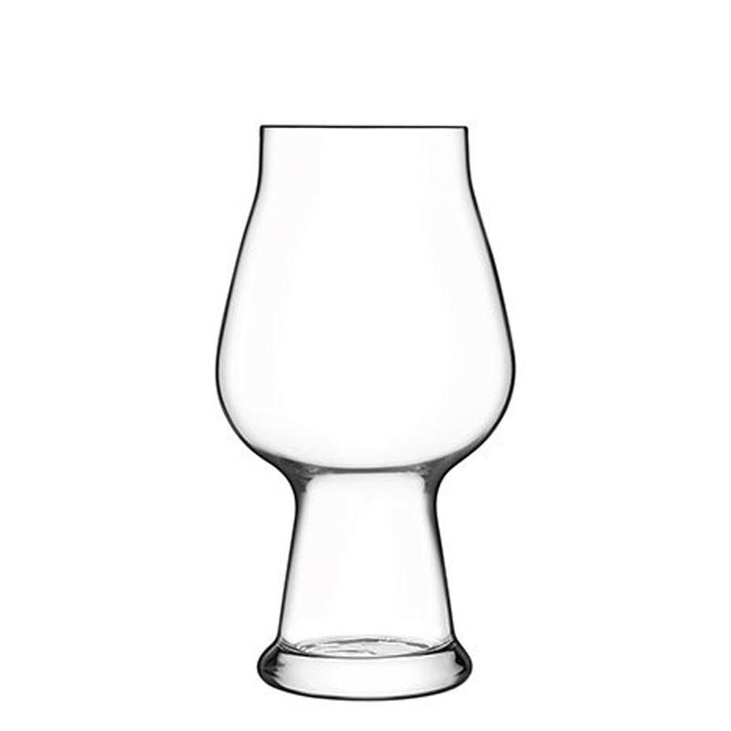 Luigi Bormioli Birrateque Stout Beer Glasses