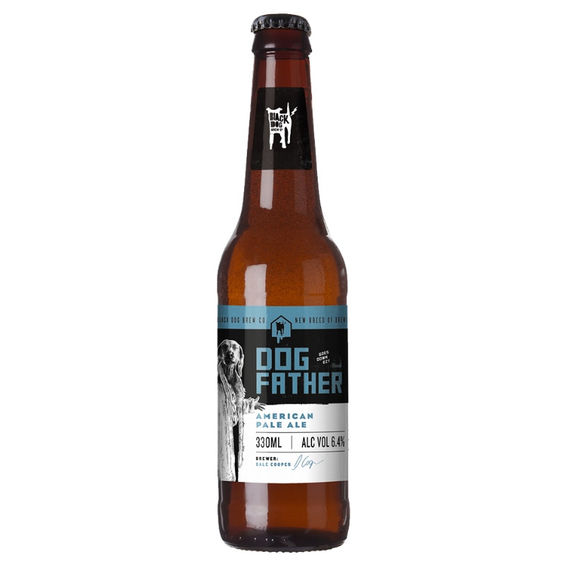 Black Dog Dog Father APA