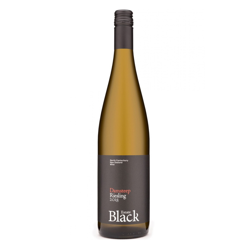 Black Estate Riesling Damsteep