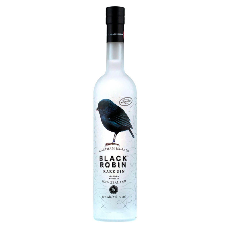 Simply Pure Black Robin Gin