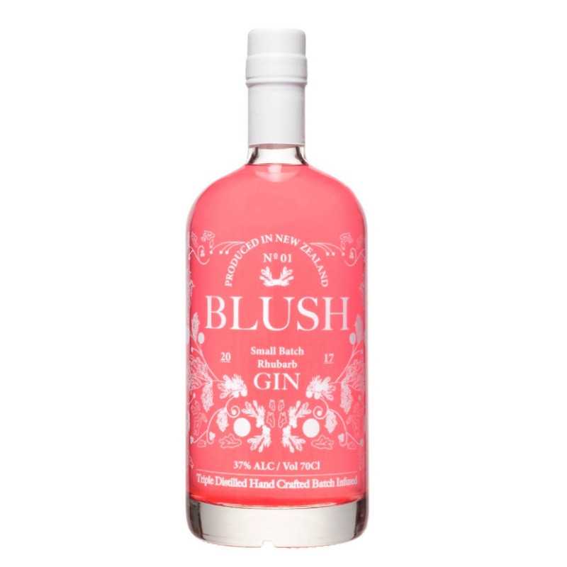 Blush NZ Rhubarb Gin 700ml