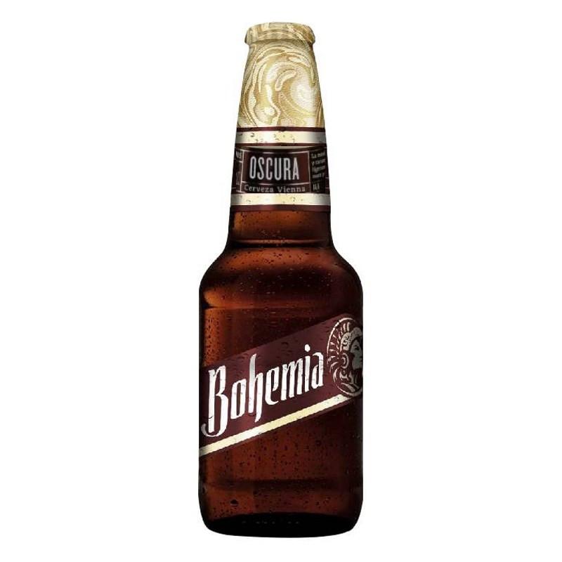 Cerveza Bohemia Oscura
