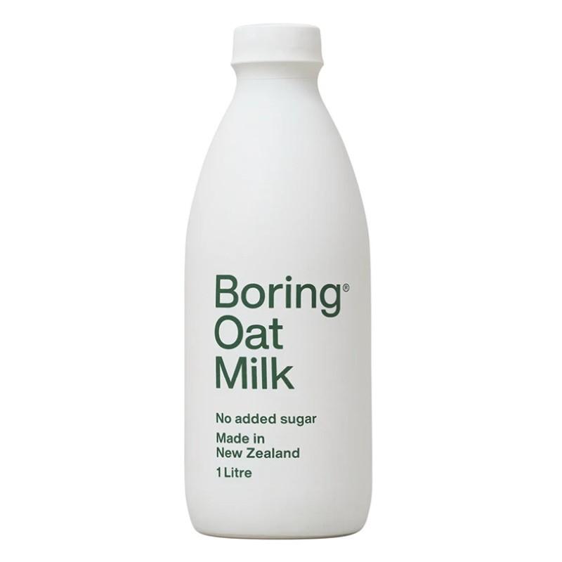 Boring Oat Milk Original
