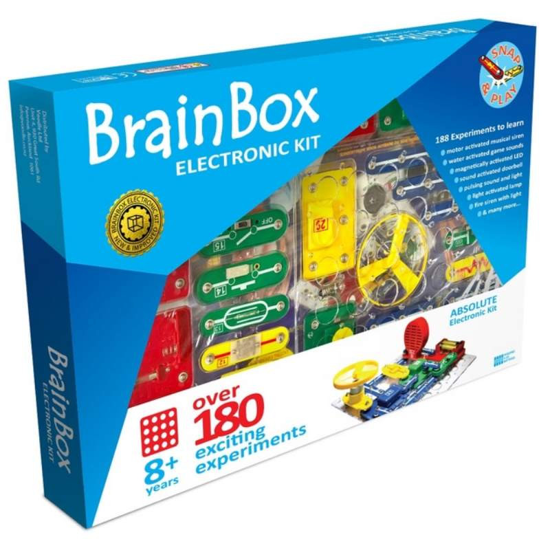 Brain Box Absolute Electronic Kit
