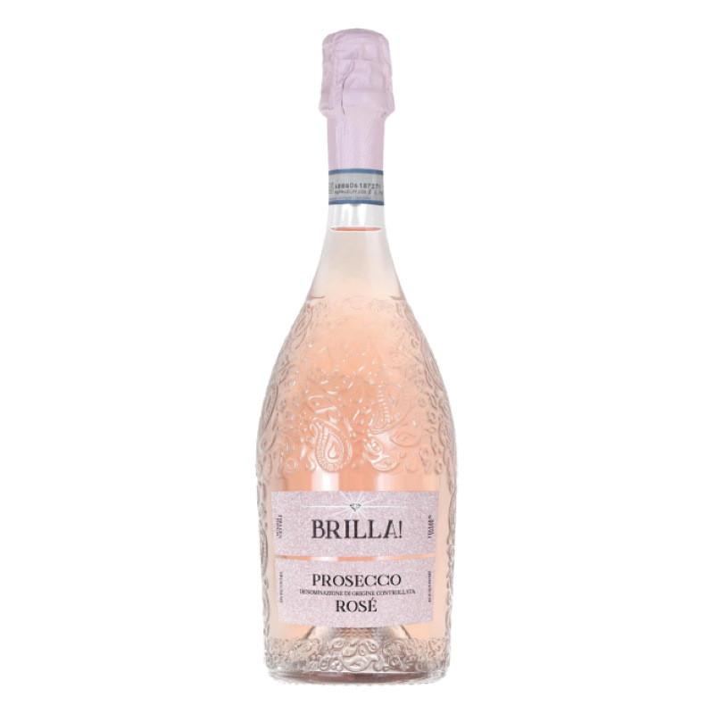 Brilla Prosecco Rose