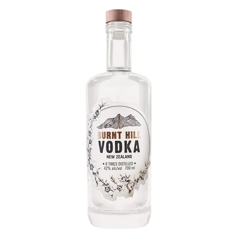 Burnt Hill Volcanic NZ Vodka