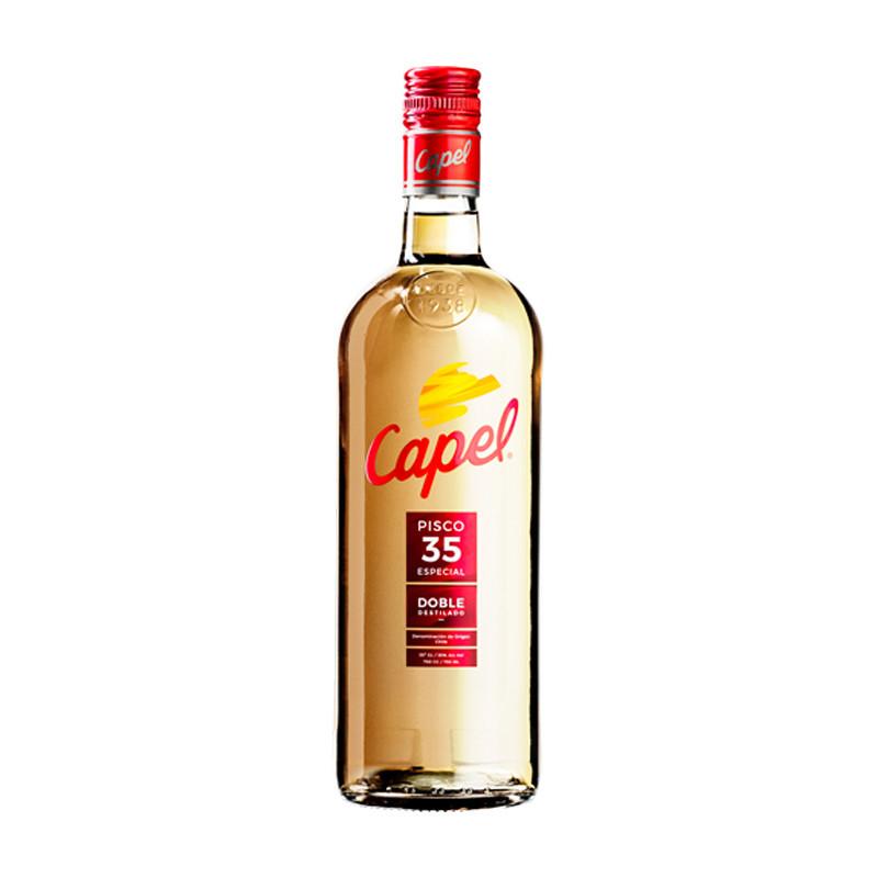 Pisco Capel Especial 700ml