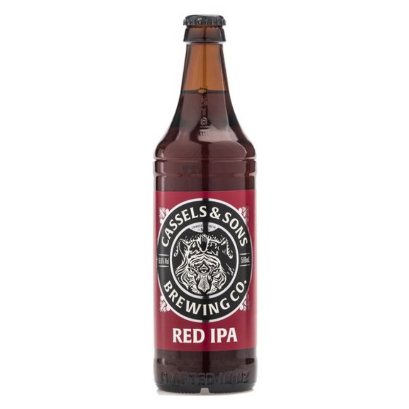 Cassels Red IPA