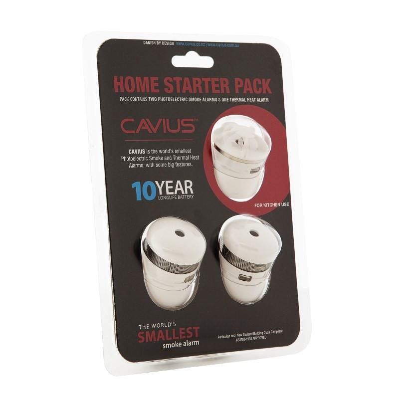 Cavius Home Starter Pack 3pk