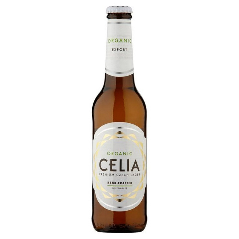 Celia Organic Gluten Free Lager