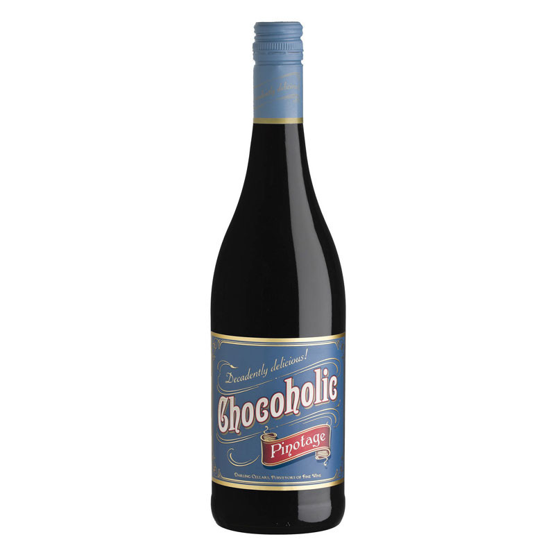 Chocoholic-Pinotage