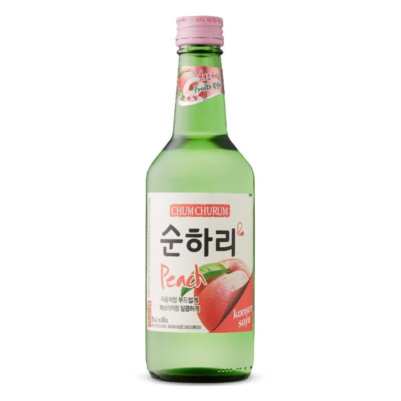 Chumchurum Peach Soju