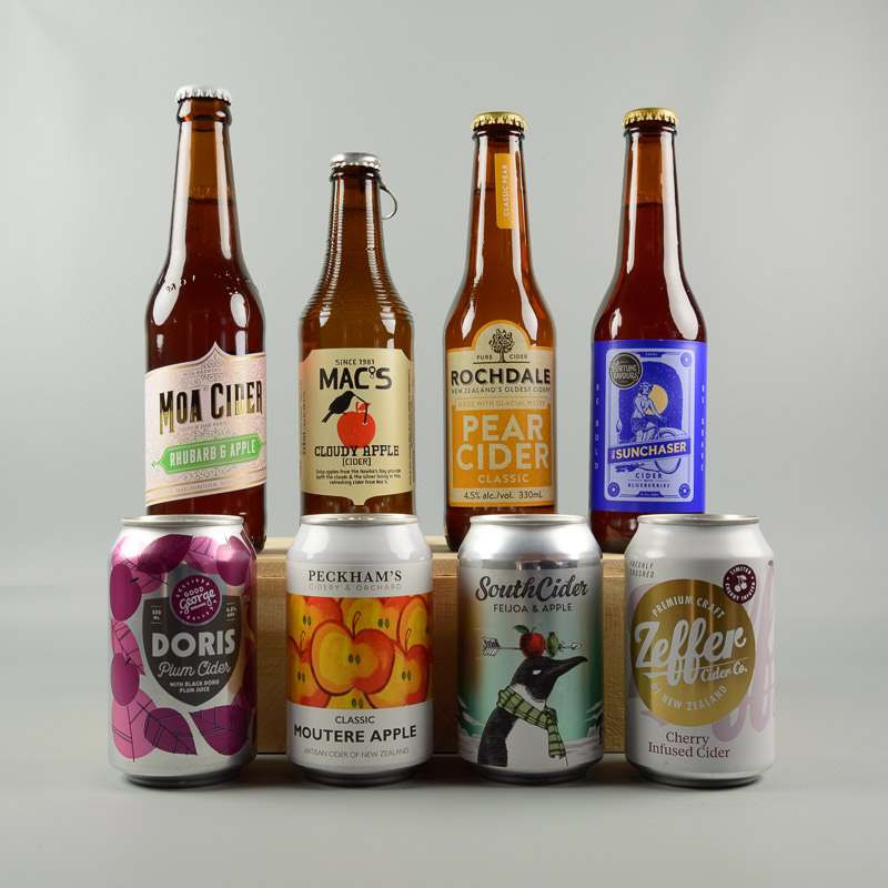 New Zealand Cider Pack