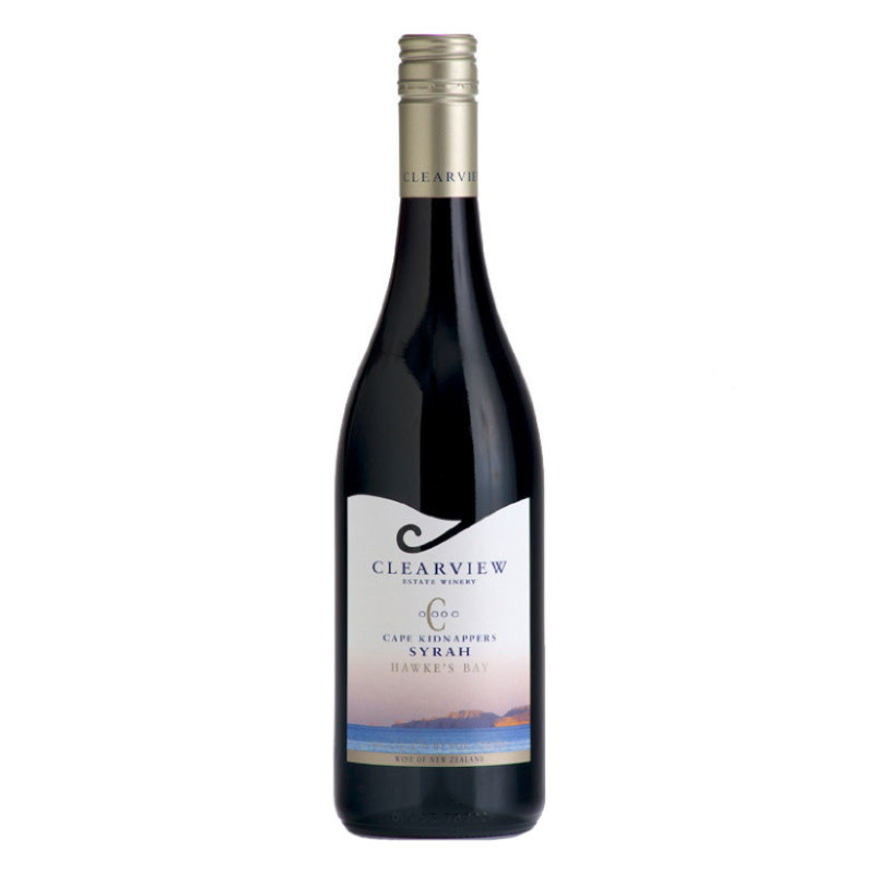 Clearview Cape Kidnappers Syrah
