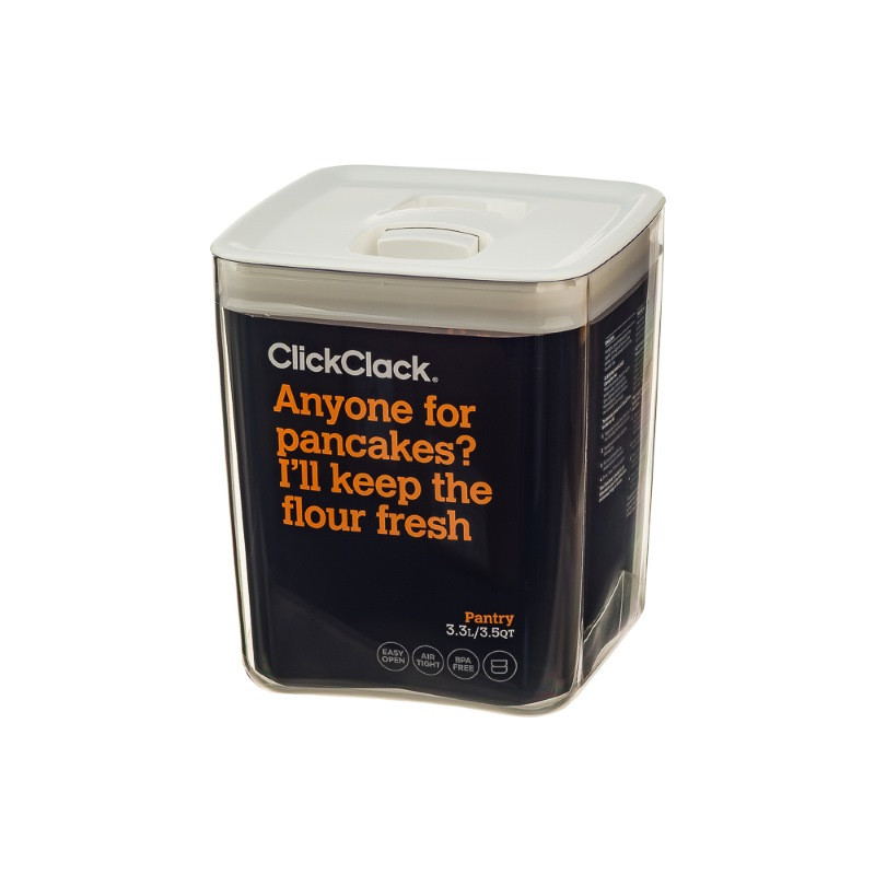 Click Clack Pantry Cube