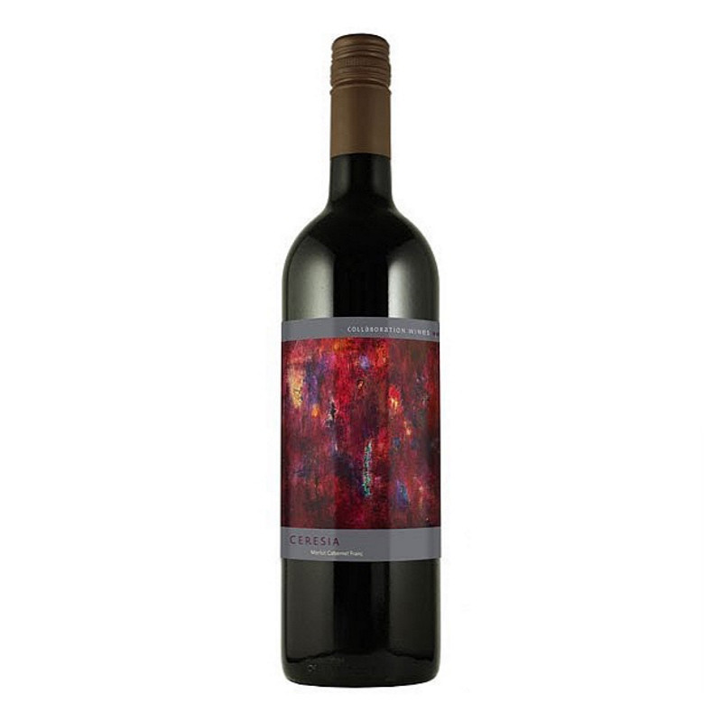 Collaboration 'Ceresia' Merlot Cabernet Franc