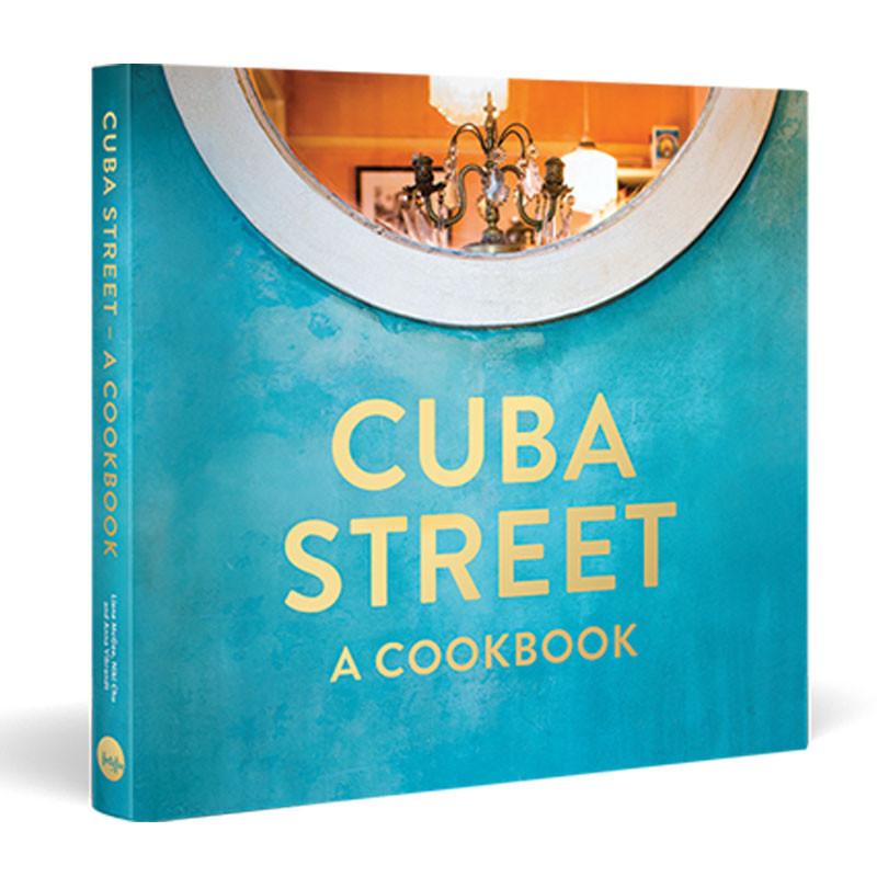Cuba Street - A Cookbook