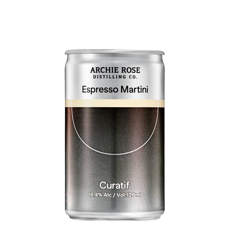 Curatif Archie Rose Espresso Martini