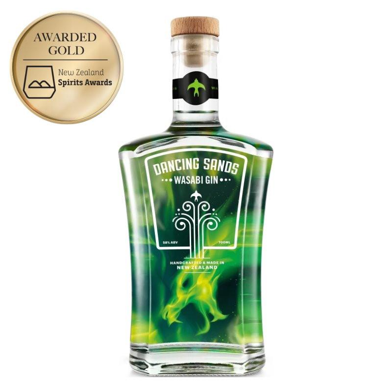 Dancing Sands Wasabi Gin