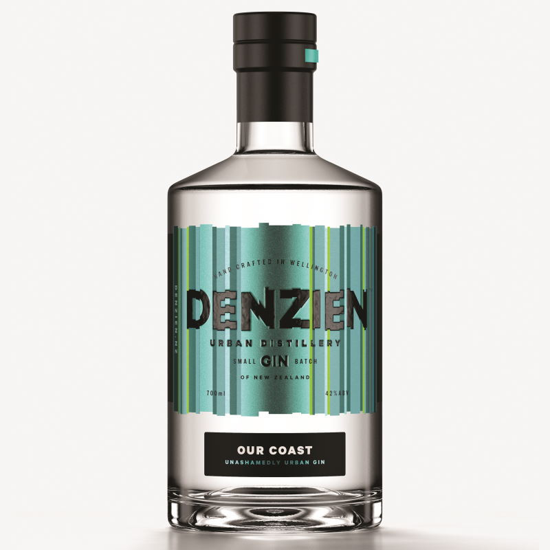 Denzien Our Coast Gin