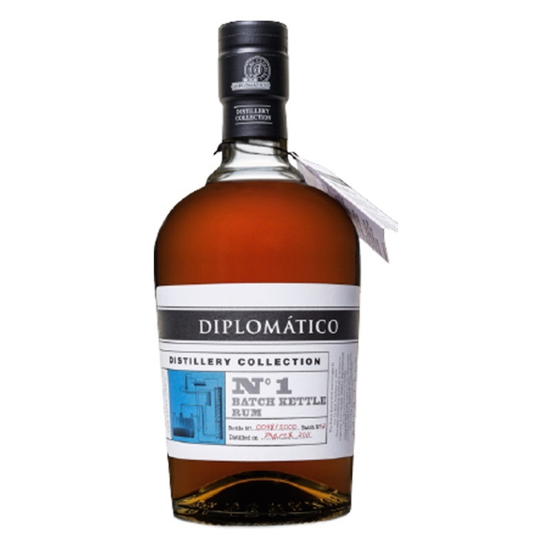 Diplomatico No.1 Kettle Rum
