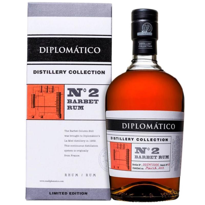 Diplomatico No.2 Barbet Rum