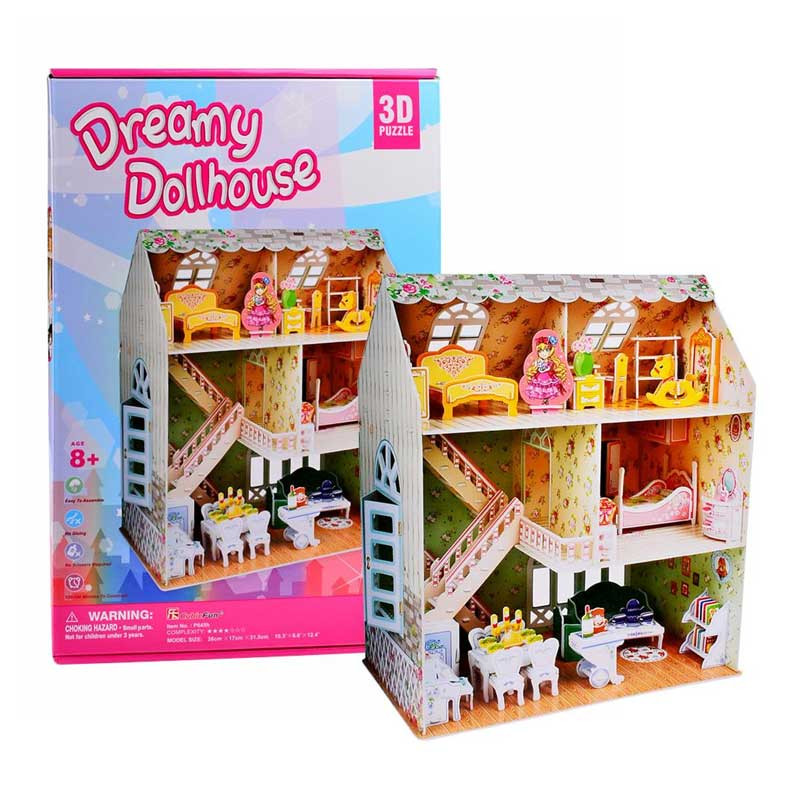 CubicFun-Dreamy-Dollhouse