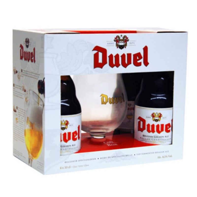 Duvel Special Belgian Ale Gift Pack