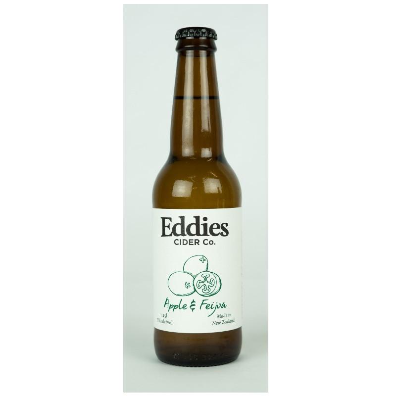 Eddies Cider Apple & Feijoa
