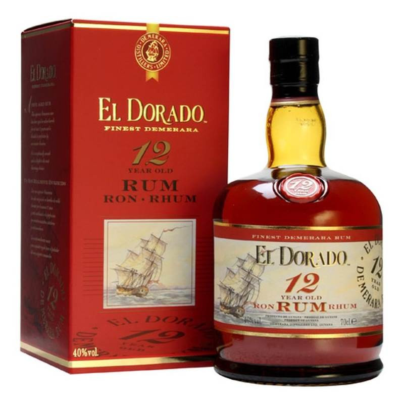 El Dorado Rum 12 Year Old