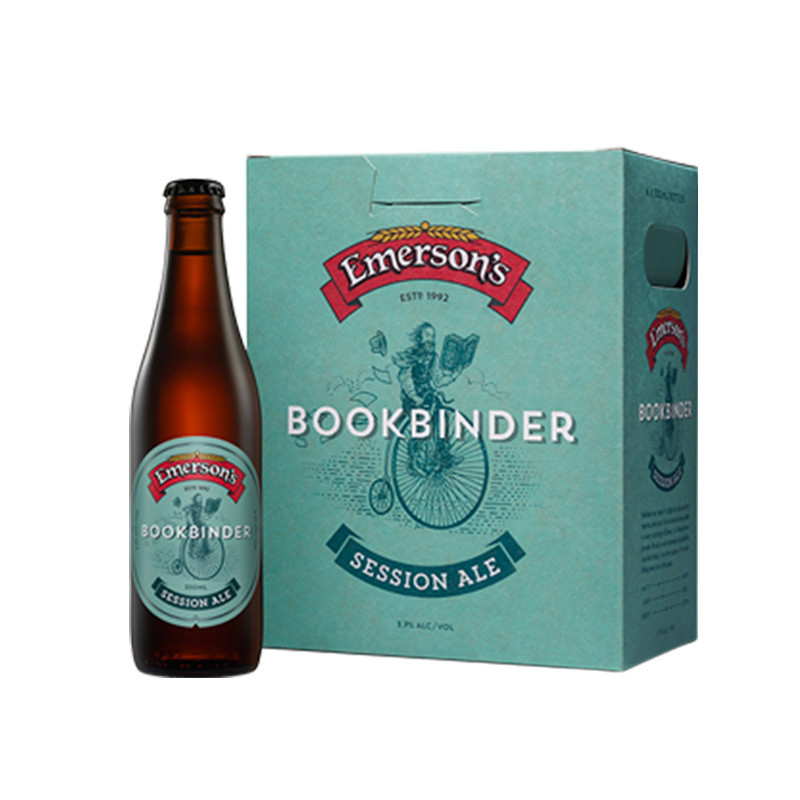 Emersons Bookbinder 330ml