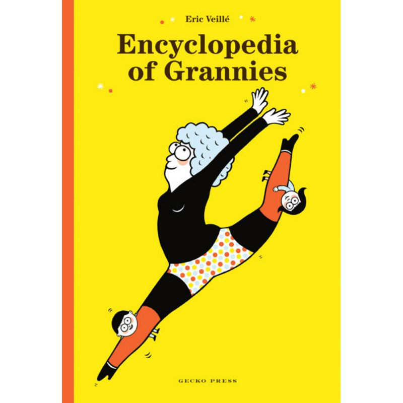 Encyclopedia Of Grannies