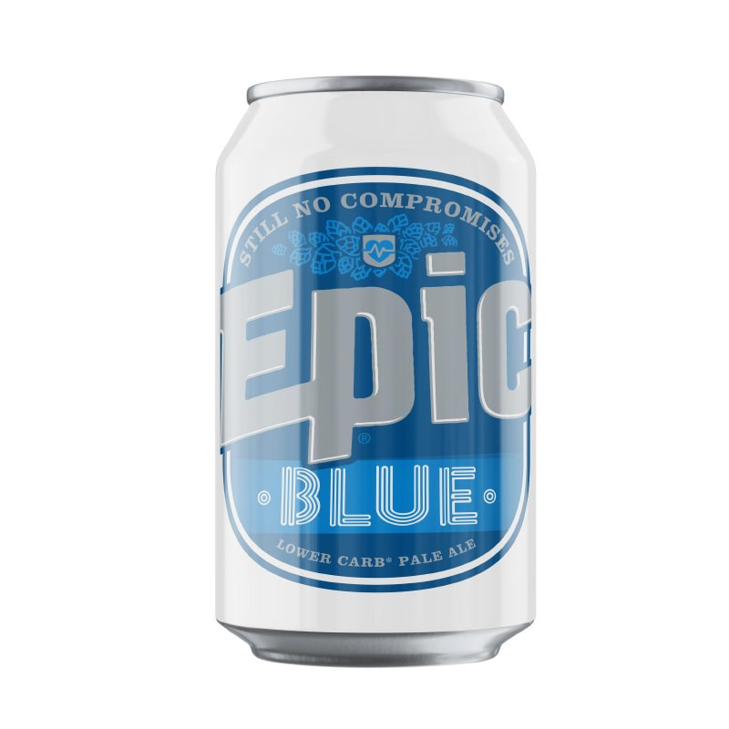 Epic Blue Low Carb Pale Ale