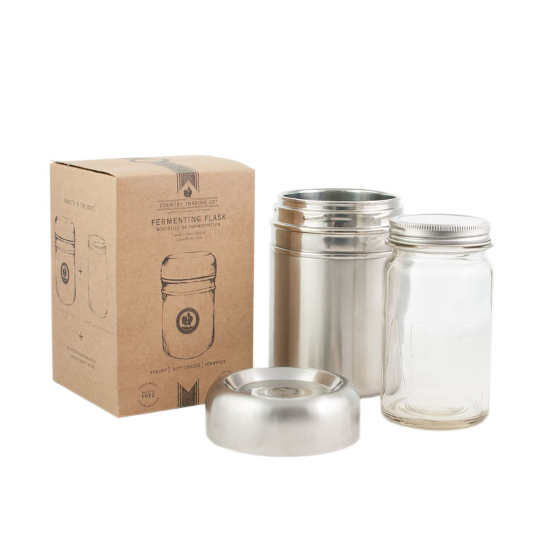 Country Trading Fermenting Flask
